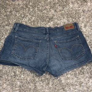 Levi brand shorts
